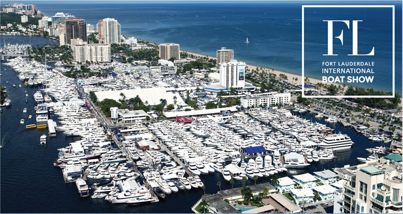 Come Visit us at the Ft.Lauderdale Boat Show 2017